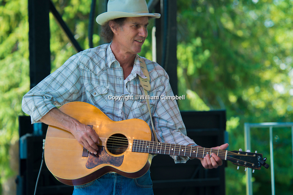 """Singer-songwriter Ben Bullington in Montana. Bullington was also a general practitioner doctor in Montana. Dr. Bullington died from pancreatic cancer on Nov 18, 2013.  A prolific songwriter he recored 5 albums of his own songs. Nashville artist Darrell Scott released his album """"10"""" Songs of Ben Bullington in May 2015 as a tribute to Bullington's song writing.<br /> <br /> Bullington performing in Bozeman, MT a few months before her died."""