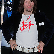 NLD/Den Haag/20111114 - Perslunch Virgin Galactic iav Sir Richard Branson, onderzoeker Irving