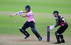 Dawid Malan of Middlesex in action.  - Mandatory by-line: Alex Davidson/JMP - 15/07/2016 - CRICKET - Cooper Associates County Ground - Taunton, United Kingdom - Somerset v Middlesex - NatWest T20 Blast