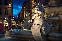 Lyon Fontaine des Jacobins