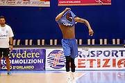 Dominique Archie<br /> Betaland Capo D'Orlando allenamento precampionato<br /> Lega Basket Serie A 2016/2017 <br /> Capo D'Orlando 02/09/2016<br /> Foto Ciamillo-Castoria