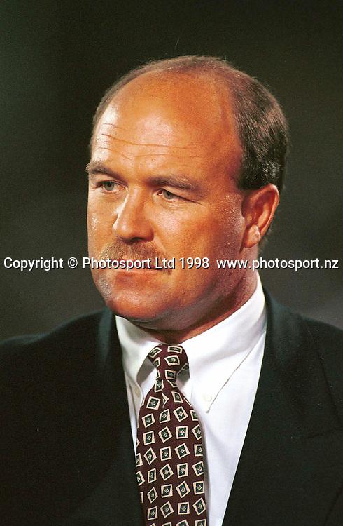 Australian Rugby League Legend Wally Lewis, 1998. © Copyright Photo: www.photosport.nz