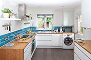 modern clean fresh kitchen interior design