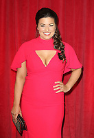 Sophie Austin, British Soap Awards, Lowry Theatre, Manchester UK, 03 June 2017, Photo by Richard Goldschmidt