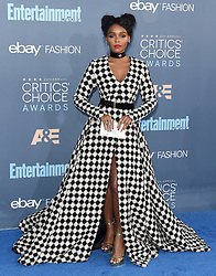 Stars attend the 22nd Annual Critics Choice Awards in Santa Monica, California. 11 Dec 2016 Pictured: Janelle Monae. Photo credit: Bauer Griffin / MEGA TheMegaAgency.com +1 888 505 6342