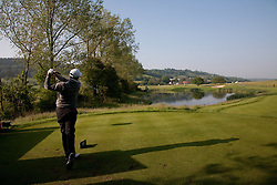 03.06.2010, Celtic Manor Resort and Golf Club, Newport, ENG, The Celtic Manor Wales Open 2010, im Bild Richard Bland (GBR) playing a tee shot at the 3rd hole. EXPA Pictures © 2010, PhotoCredit: EXPA/ M. Gunn / SPORTIDA PHOTO AGENCY