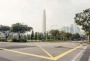 Singapore, war memorial park junction
