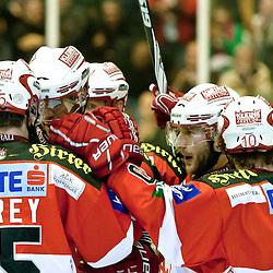 20110331: AUT, Ice Hockey - EBEL League, Finals, EC KAC vs EC Red Bull Salzburg, Match 1