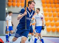 ROTTERDAM -  heren Pinoke-Venlo  ,hoofdklasse competitie  zaalhockey.   COPYRIGHT  KOEN SUYK