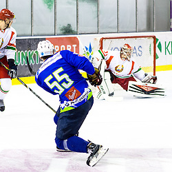 20141107: SLO, Ice Hockey - EIHC TURNIR 2014, Slovenia vs Belarus