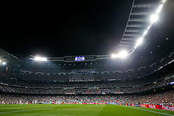 General View during the game - Mandatory byline: Rogan Thomson/JMP - 04/05/2016 - FOOTBALL - Santiago Bernabeu Stadium - Madrid, Spain - Real Madrid v Manchester City - UEFA Champions League Semi Finals: Second Leg.