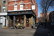 Norfolk Arms pub in London, England, United Kingdom. (photo by Mike Kemp/In Pictures via Getty Images)