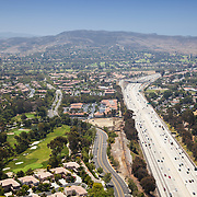 Aerial Stock Photos Orange County