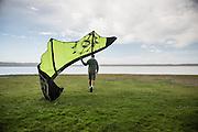 Will Brady of Floras Lake Windsurfing and Kiteboarding rentals