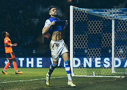 Marco Matias of Sheffield Wednesday cuts a dejected figure - Mandatory by-line: Robbie Stephenson/JMP - 26/01/2018 - FOOTBALL - Hillsborough - Sheffield, England - Sheffield Wednesday v Reading - Emirates FA Cup fourth round proper