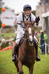 William Fox Pitt, (GBR), Chilli Morning - Eventing Cross - Alltech FEI World Equestrian Games™ 2014 - Normandy, France.<br /> © Hippo Foto Team - Jon Stroud