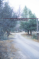 The Cobra Ranch, near the east entrance of Aravaipa Canyon Preserve, AZ.