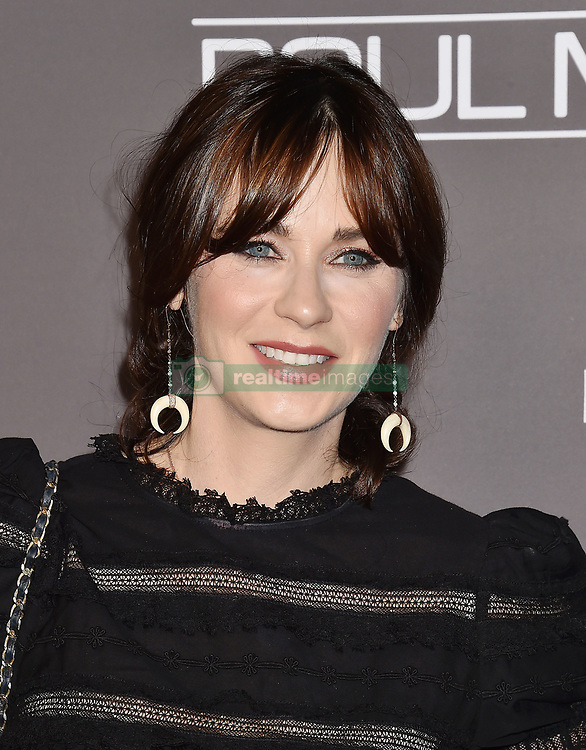 The 2018 Baby2Baby Gala Presented By Paul Mitchell Event at 3LABS on November 10, 2018 in Culver City, California. CAP/ROT ©ROT/Capital Pictures. 10 Nov 2018 Pictured: Zooey Deschanel. Photo credit: ROT/Capital Pictures / MEGA TheMegaAgency.com +1 888 505 6342
