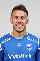 Romain Grange during Photoshooting of Niort for new season 2017/2018 on September 12, 2017 in Niort, France. <br /> Photo : CNFC / Icon Sport