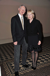 DAVID & ANNE CROSSLAND he founded Airtours at a fashion show by Catherine Walker & Co in support of The Haven held at One Mayfair, North Audley Street, London on 18th May 2011.