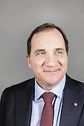 Stockholm 2014.<br /> Stefan Löfven, leader of the Social Democratic Party in Sweden.<br /> Copyright Ola Torkelsson ©
