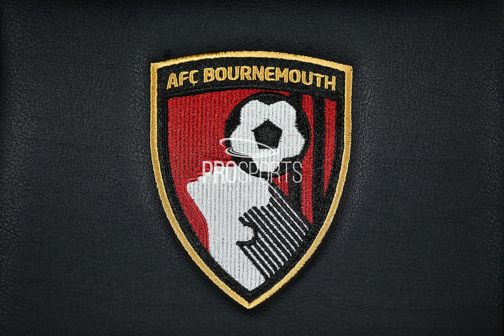 AFC Bournemouth bench seat during the Premier League match between Bournemouth and Arsenal at the Vitality Stadium, Bournemouth, England on 3 January 2017. Photo by Adam Rivers.
