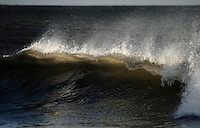 Waves - A study of the power and beauty of empty waves, as found on the south coast of England