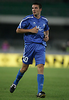 Fotball<br /> Foto: Inside/Digitalsport<br /> NORWAY ONLY<br /> <br /> Verona 23/8/2006 <br /> Champions League 3rd round qualifying<br /> Chievo Verona v Levski Sofia 3-3<br /> <br /> Hristo YOVOV Levski