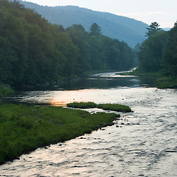 The West River in Jamaica, Vermont.  Connecticut River Tributary.