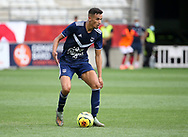 Mehdi Zerkane of Bordeaux during the Friendly Game football match between Stade de Reims and Girondins de Bordeaux on August 8, 2020 at the Auguste Delaune Stadium, in Reims, France - Photo Juan Soliz / ProSportsImages / DPPI