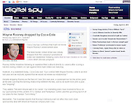 Wayne Rooney / Digital Spy / April 2011