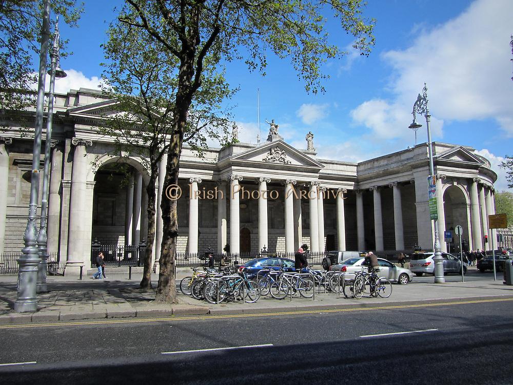 Bank of Ireland, College Green, Dublin, Ireland, 1739