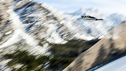 Markus Eisenbichler (GER) during the 1st Round of the Ski Flying Hill Individual Competition at Day 2 of FIS Ski Jumping World Cup Final 2019, on March 22, 2019 in Planica, Slovenia.  Photo by Matic Ritonja / Sportida