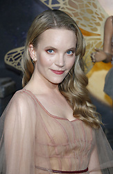 Tamzin Merchant at the Los Angeles premiere of Amazon's 'Carnival Row' held at the TCL Chinese Theatre in Hollywood, USA on August 21, 2019.