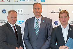 , Kieler Woche PK 19.05.2015, Neumann, Michael - Ramhorst, Dirk - Kämpfer, Dr. Ulfe