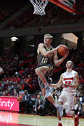 NORMAL, IL - November 24:  Chandler Diekvoss during a college basketball game between the ISU Redbirds  and the Lindenwood Lions on November 24 2018 at Redbird Arena in Normal, IL. (Photo by Alan Look)