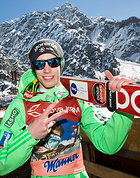 Anze Semenic (SLO) after the Ski Flying Hill Team Competition at Day 3 of FIS Ski Jumping World Cup Final 2016, on March 19, 2016 in Planica, Slovenia. Photo by Vid Ponikvar / Sportida