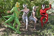 Cirque Du Soleil publicity for OVO in Phoenix