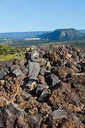 Kane'ele'ele Heiau, Punaluu, Kau, The Big Island of Hawaii