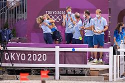 Fredricson Peder, SWE, All In, 387, Team Sweden<br /> Olympic Games Tokyo 2021<br /> © Hippo Foto - Dirk Caremans<br /> 06/08/2021