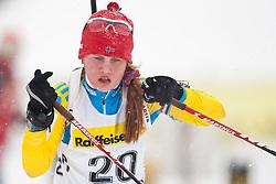 11.12.2010, Biathlonzentrum, Obertilliach, AUT, Biathlon Austriacup, Sprint Lady, im Bild Anastasij Merkushina (UKR, #20). EXPA Pictures © 2010, PhotoCredit: EXPA/ J. Groder