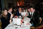 MAFALDA MILLIES; MARTIN SCHAESBERG; CONSTANTINE NAGEL; CONSTANTINE PREYSINGDinner, Awards ceremony and dancing in aid of the Knights of Malta. Maloja Palace.  St. Moritz, Switzerland. 24 January 2009 *** Local Caption *** -DO NOT ARCHIVE-© Copyright Photograph by Dafydd Jones. 248 Clapham Rd. London SW9 0PZ. Tel 0207 820 0771. www.dafjones.com.<br /> MAFALDA MILLIES; MARTIN SCHAESBERG; CONSTANTINE NAGEL; CONSTANTINE PREYSINGDinner, Awards ceremony and dancing in aid of the Knights of Malta. Maloja Palace.  St. Moritz, Switzerland. 24 January 2009