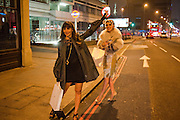LARA BOHINC; TANYA KAZEMING, ,Swarovski Whitechapel Gallery Art Plus Opera,  An evening of art and opera raising funds for the Whitechapel Education programme. Whitechapel Gallery. 77-82 Whitechapel High St. London E1 3BQ. 15 March 2012