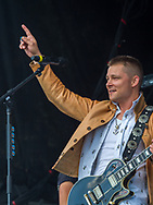 Frankie Ballard Wildcat Band featured performers on the GMC Sierra Stage during the Citadel Country Spirit USA music festival.<br /> <br /> <br /> For three days in August, country music fans celebrated at the Citadel Country Spirit USA music festival, held on the Ludwig's Corner Horse Show Grounds.