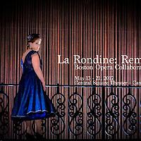 La Rondine Remix Boston Opera Collaborative May 2017