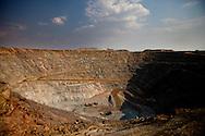 The North Mara mine  near Nayagota on July 31, 2010.