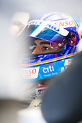 June 10-16, 2019: 24 hours of Le Mans. 8 Fernando Alonso, Toyota Gazoo Racing, TOYOTA TS050 - HYBRID
