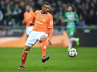 Leon Guwara  (Darmstadt)<br /> Bremen, 04.03.2017, Fussball, Bundesliga, SV Werder Bremen - SV Darmstadt 98 2:0<br /> Norway only