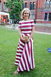 Mariella Frostrup at the V&A Summer Party 2017 held at the Victoria & Albert Museum, London England. 21 June 2017.