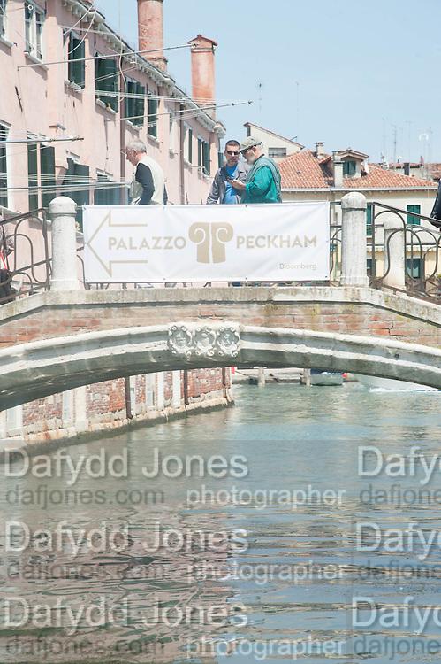 PALAZZO PECKHAM, , Venice. Venice Bienalle. 28 May 2013